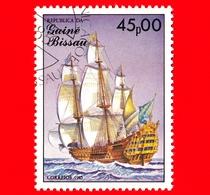 GUINEA BISSAU - 1985 - Navi A Vela - Velieri - Soleil Royal, Sec.17 - 45.00 - Guinea-Bissau