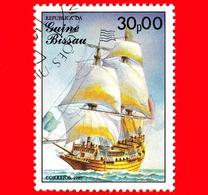 GUINEA BISSAU - 1985 - Navi A Vela - Velieri - St. Louis - 30.00 - Guinea-Bissau