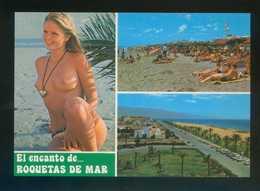 *Roquetas De Mar* Ed. Arribas Nº 33. Nueva. - Almería