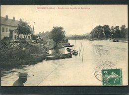 CPA - GOUVIEUX - Rendez-vous De Pêche De Toutevoye, Animé - Gouvieux