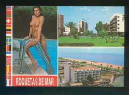 *Roquetas De Mar* Ed. Arribas Nº 52. Nueva. - Almería