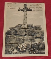 57 - Monument Du 1 Er Régt De Grenadiers De La Garde ,, Empereur Alexandre,  Près Amanvillers  -------------- 482 - Autres Communes