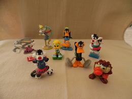 Kinder Surprise Serie Complète Les Looney Tunes En Grèce Antique - Monoblocs