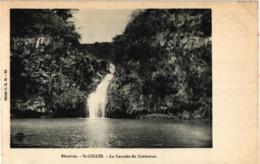 REUNION SAINT GILLES ,CASCADE DU CORMORAN    REF 58447C - Autres