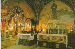 Jerusalem (Gerusalemme, Israele) Church Of The Holy Sepulchre, Calvary, Chiesa Del Santo Sepolcro, Il Calvario - Israele