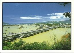 Nha Trang (Vietnam) Xom Bong Bridge - Vietnam