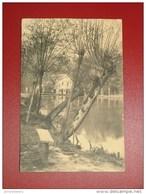LINKEBEEK  -   De  Vijver  -  L'Etang Du Moulin Rose - Linkebeek
