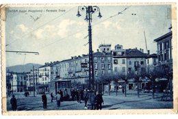 INTRA - FERMATA TRAM  - TRAM STATION - VG 1929 FP - C398 - Verbania