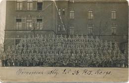Koblenz / 1915 / Fotokaart - Régiments