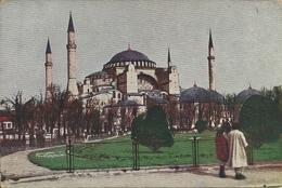 Istanbul (Turchia) View Of St. Sophia, Vue De St. Sophie - Turchia