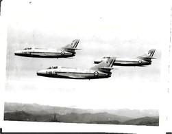 Avion UNE VOLEE DE   B 2  , ( Photo Originale 12 X 9 ) - 1946-....: Moderne