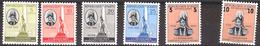 Haiti  Jean-Jacques Dessalines ( 1760-1806), Officier Und Emperor Of Haiti  6 Stamps, Unused - Haiti