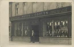 PETIT COOLEN - Fournitures Pour Tailleurs, Carte Photo à Localiser. - Cartes Postales