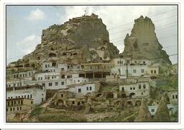 Nevsehir (Kapadokya, Turchia) General View, Vue Generale, Panorama - Turchia