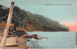 MARTINIQUE Antilles - GRAND RIVIERE ( Cap Salomon ) - CPA - Caribbean Caraïbes - Martinique