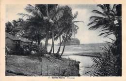 MARTINIQUE Antilles - SAINTE MARIE : Paysage - CPA - Caribbean Caraïbes / Landscape Landschaft Landschap - Martinique