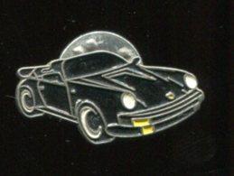 Pin's - Voiture Ferrari Noire - Ferrari