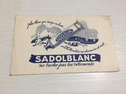 Buvard Ancien SADOLBLANC CHAUSSURES - Chaussures
