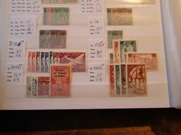 LOT DIEGO SUAREZ.MADAGASCAR.MAROC */**/ob. Cote 128€. - Collections
