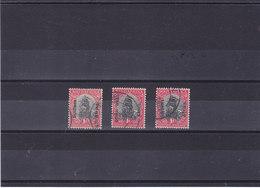 SWA SUD OUEST AFRICAIN 1927  Yvert 59D + 60 + 63 Oblitéré, Cote : 2.25 Euro - Afrique Du Sud-Ouest (1923-1990)