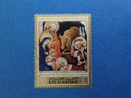RAS AL KHAIMA 10 R GENTILE DA FABRIANO THE ADORATION OF THE KINGS - Quadri