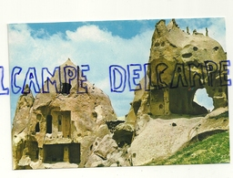 Turquie. Zelve. Troglodytes. Les Cheminées De Fées. The Fairy Chimneys. Kartpostal Limited Sirketi - Turquie