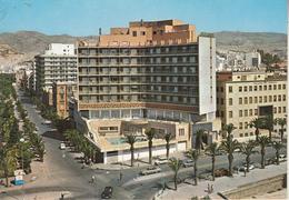 ALMERIA  Parque Rambla De Belen Y Gran Hotel - Almería