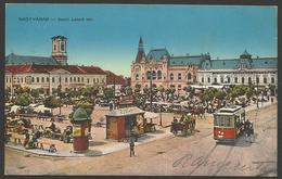 Romania------Nagyvárad------old Postcard - Romania