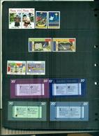 NAURU NOEL 80 -81-92-93-94-95 16 VAL NEUFS A PARTIR DE 1 EURO - Nauru