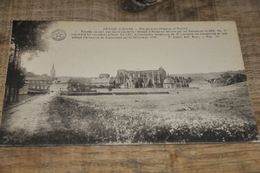 6931- ABBAYE D'AULNE, VUE  GENERALE HOSPICE ET RUINES - Thuin