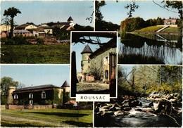 87 .. ROUSSAC .. MULTIVUES .. 1971 - France