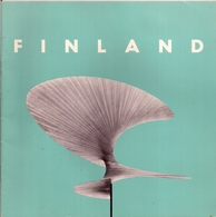 FINLAND - DÉPLIANT TOURISTIQUE - Cultural