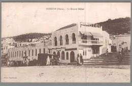 CPA Maroc - Ouezzan - Le Grand Hôtel - Maroc