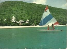 """British Virgin Islands (Antille) Virgin Gorda, Little Dix Bay, """"A Rockresort"""" - Vierges (Iles), Britann."""