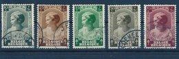 BK022, Lot Mit 25 Marken Belgien, Davon 20 Stk. Postfrisch, Trauermarken - Belgien