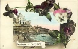 1930 Circa-Genova Bagni Della Foce - Genova