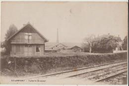Cpa ( 52 Haute-marne ) Rolampont , Tuilerie Brosser - Autres Communes