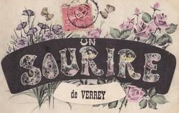 VERREY - Un Sourire - France