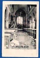 Binarville  --  Kirche  -  33 Inf Div - Francia