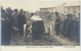 COUPE GORDON BENNETT - ELIMINATOIRES DE 1904 -  ROUGIER Sur Sa Turcat Mery Dite La Tarasque - Gros Plan - Motorsport