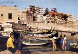 Malta - St.pauts Bay - Formato Grande Non Viaggiata – E 9 - Malta