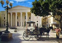 Malta - The Law Courts - Formato Grande Non Viaggiata – E 9 - Malta