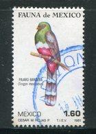 MEXIQUE- Y&T N°933- Oblitéré - Parrots
