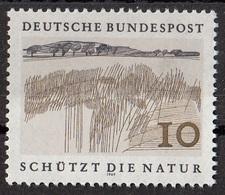 Germania 1969 Sc. 1000 Protezione Della Natura : Spiagge  MNH Germany - Protezione Dell'Ambiente & Clima