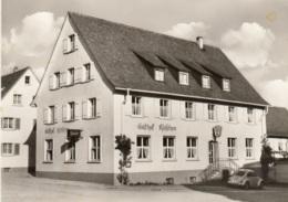 """VW Käfer,Immenstaad,Gasthof """"Hirschen"""", Ungelaufen - Turismo"""