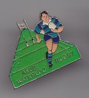 Pin's Rugby Asub Waterloo Réf 8264 - Rugby