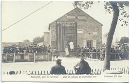 COUPE GORDON BENNETT - ELIMINATOIRES DE 1904 - Etat Du Tableau Au 4ème Tour - Publicité Michelin - Motorsport