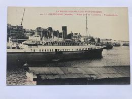 CHERBOURG - Avant Port De Commerce - Transbordeurs - Cherbourg