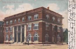 Illinois Peoria Crevo Coeur Club 1907 - Peoria