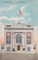 Illinois Peoria Greenhut Grand Army Of The Republic Building - Peoria